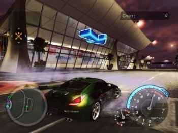 Need for Speed: Underground 2 (2004) PC | RePack