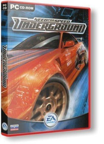 Need For Speed: Underground (2003) PC   RePack