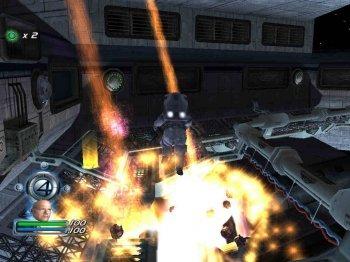 Фантастическая Четвёрка / Fantastic Four (2005) PC | RePack by R.G. Revenants