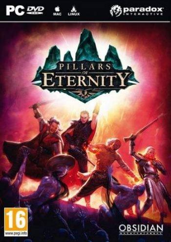 Pillars of Eternity: Definitive Edition [v 3.7.0.1318] (2015) PC | RePack от xatab