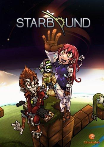 Starbound (2016) PC | Лицензия