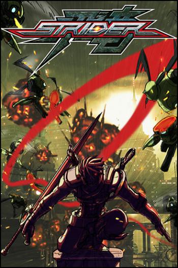 Strider (2014) PC | RePack от qoob