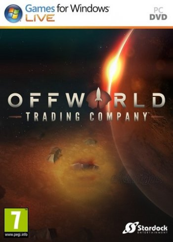 Offworld Trading Company (2016) PC   Лицензия