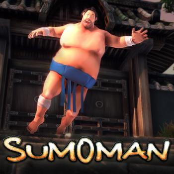 Sumoman [Update 5] (2017) PC | RePack от qoob