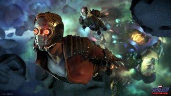 Marvel's Guardians of the Galaxy: The Telltale Series - Episode 1-5 (2017) PC | Лицензия