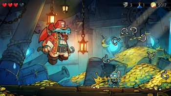 Wonder Boy: The Dragon's Trap (2017) PC | Лицензия