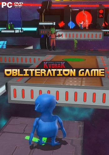 Doctor Kvorak's Obliteration Game (2017) PC   Лицензия