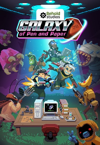 Galaxy of Pen and Paper (2017) PC | Лицензия
