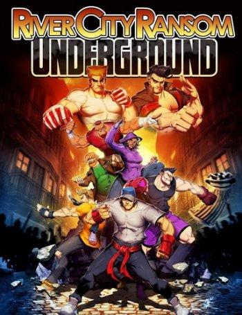River City Ransom: Underground (2017) PC | RePack от shon86