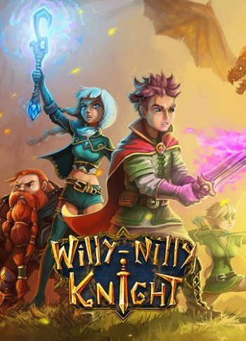 Willy-Nilly Knight [v 1.1.0] (2017) PC | RePack от qoob