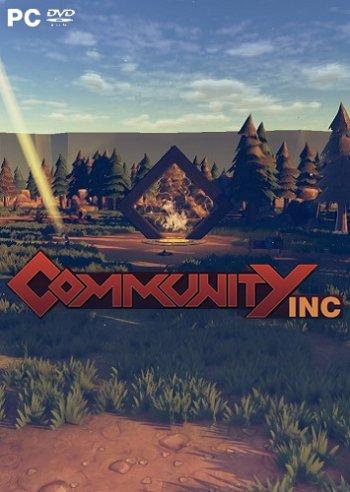 Community Inc (2017) PC | Лицензия