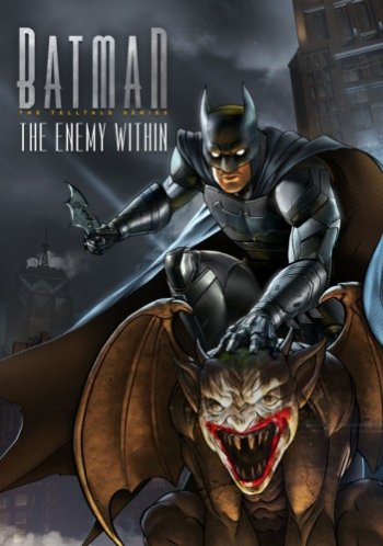 Batman: The Enemy Within - Episode 1-5 (2017) PC | RePack от xatab