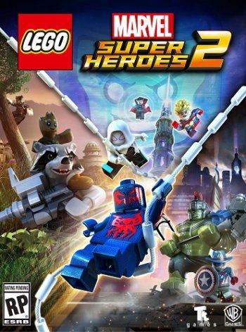 LEGO Marvel Super Heroes 2 [v 1.0.0.13948 + 5 DLC] (2017) PC   RePack от xatab
