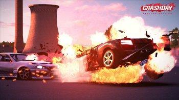 Crashday Redline Edition [v 1.5.22] (2017) PC | RePack