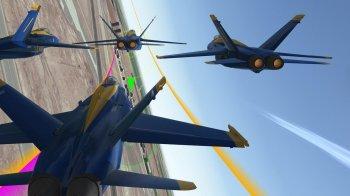 Blue Angels Aerobatic Flight Simulator (2017) PC   Лицензия