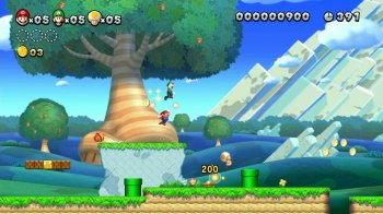 New Super Mario Bros U (2012) PC   Пиратка