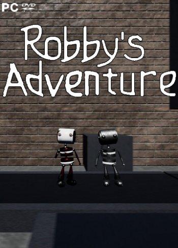 Robby's Adventure (2017) PC | Лицензия