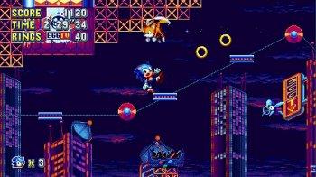 Sonic Mania [v 1.06] (2017) PC | Лицензия
