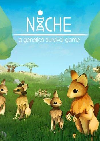 Niche - a genetics survival game (2017) PC   RePack от qoob