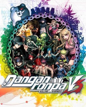 Danganronpa V3: Killing Harmony (2017) PC   Лицензия