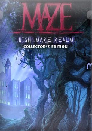 Лабиринт 3: Царство кошмара / Maze 3: Nightmare Realm (2017) PC   Пиратка