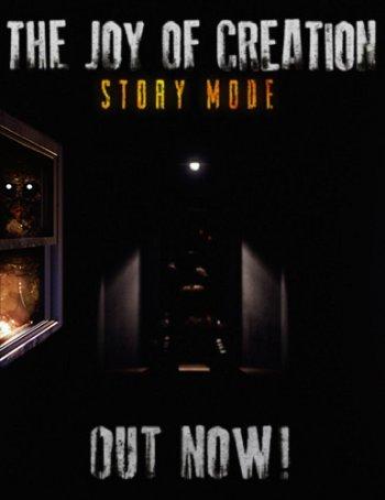 The Joy of Creation: Story Mode (2017) PC | Пиратка
