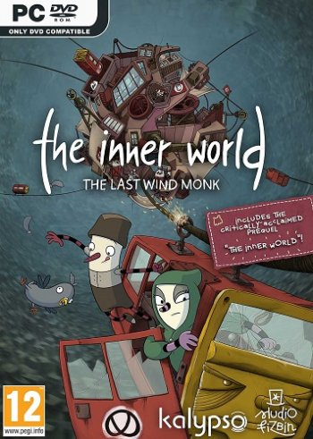 The Inner World: The Last Wind Monk (2017) PC   Лицензия
