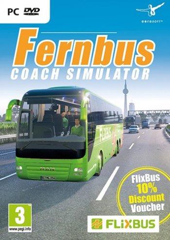 Fernbus Simulator (2016) PC | Лицензия