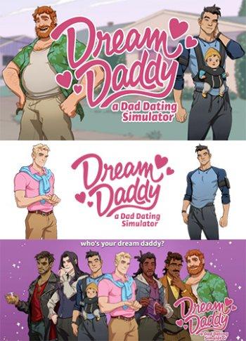 Dream Daddy: A Dad Dating Simulator (2017) PC   Пиратка