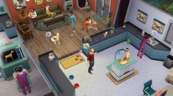 The Sims 4 Кошки и собаки (2017)