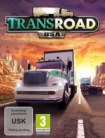 TransRoad: USA [v 1.0.7] (2017) PC   RePack от xatab
