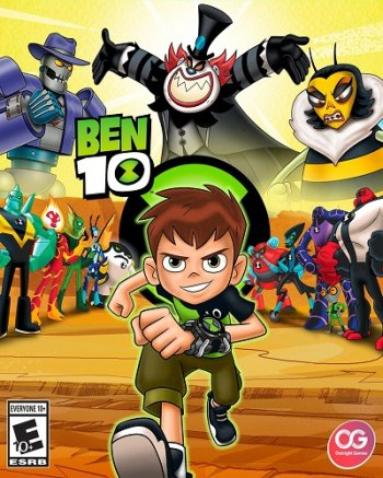 Ben 10 (2017) PC   Лицензия