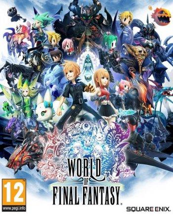 WORLD OF FINAL FANTASY (2017) PC | Лицензия