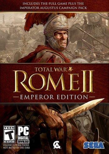 Total War: Rome 2 - Emperor Edition [v 2.4.0.19683 + DLCs] (2013) PC   RePack от xatab
