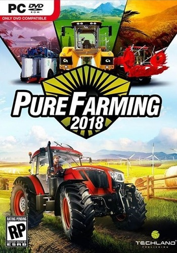 Pure Farming 2018: Digital Deluxe Edition [v 1.3.2.6 + 16 DLC] (2018) PC | RePack от xatab