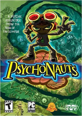 Psychonauts (2005) PC   Пиратка