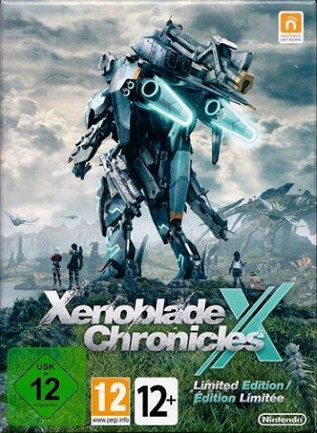 Xenoblade chronicles x (2015) PC | Пиратка