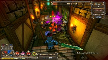 Dungeon Defenders - Collection Edition (2011) PC | Лицензия