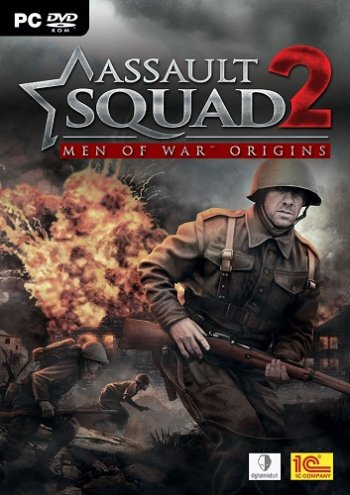Штурм 2: В тылу врага. Начало / Assault Squad 2: Men of War Origins [v 3.262.0 + DLCs] (2016) PC | RePack от xatab