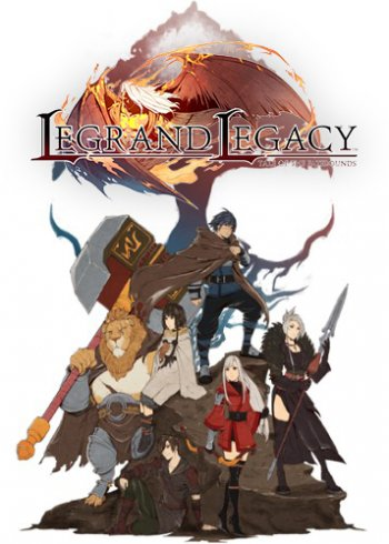 LEGRAND LEGACY: Tale of the Fatebounds (2018) PC | Лицензия