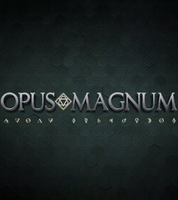 Opus Magnum (2017) PC   RePack от qoob