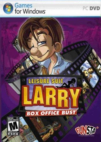 Leisure Suit Larry: Box Office Bust (2009) PC   Лицензия