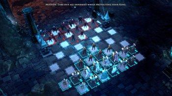 Chessaria: The Tactical Adventure (2018) PC   Лицензия