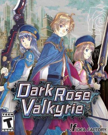 Dark Rose Valkyrie (2018) PC | Лицензия