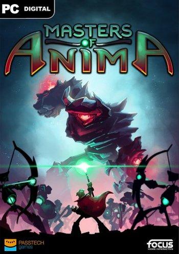 Masters of Anima (2018) PC | RePack от qoob