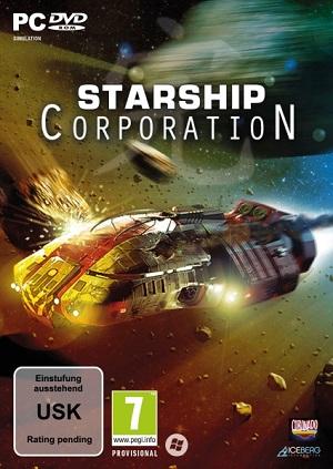 Starship Corporation (2018) PC   Лицензия