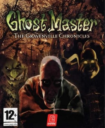 Ghost Master: The Gravenville Chronicles (2004) PC   Пиратка