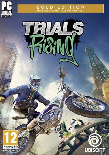 TRIALS RISING – GOLD EDITION (2019) PC | Лицензия