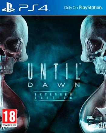 Дожить до рассвета / Until Dawn. Extended Edition (2015) PS4