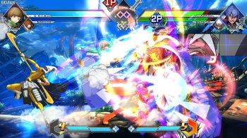 BlazBlue: Cross Tag Battle (2018) PC   Лицензия